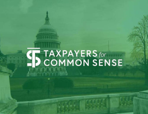 letter to the hill TCS Signs Joint Letter Urging Transparency Via Electronic FilingThis simple measure will save taxpayer dollars, reduce bureaucratic inefficiency, and increase transparency and accountability