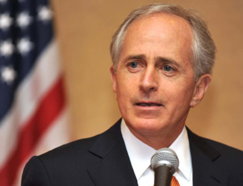 Op-EdThankful Corker Stood Up To Pentagon Spending