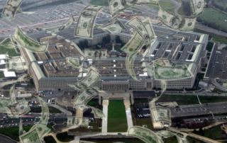No Secret that the Pentagon's War Fund is Nothing but a Slush Fund
