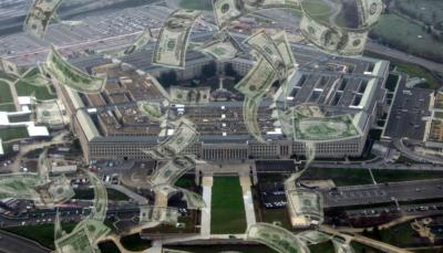 No Secret that the Pentagon's War Fund is Nothing but a Slush Fund
