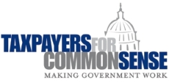 Taxpayers for Common Sense Calls for Better Oversight