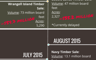 Upcoming and Ongoing Taxpayer Losses from Timber Sales in the Tongass National Forest