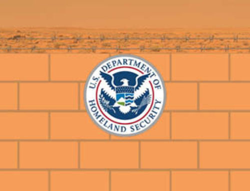FY18 funding bill for dhsAnother Billion Dollar Brick in the WallOf more than $51 billion of the DHS budget, roughly $1.6 billion is for the border wall.