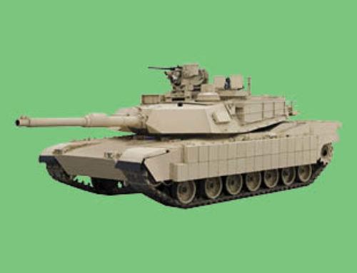 M-1 Abrams TankAbrams Tanks: Old Programs Never Die, They Don't Even Fade Away