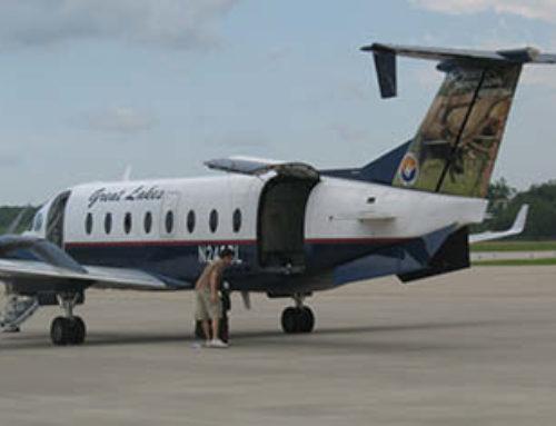 Spending Cut(Un)Essential Air Service