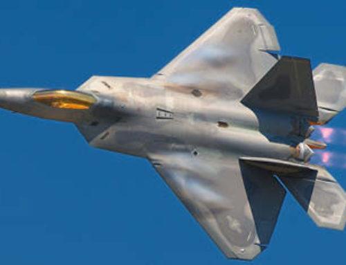 An expensive nose jobF-22 Raptor Facelift