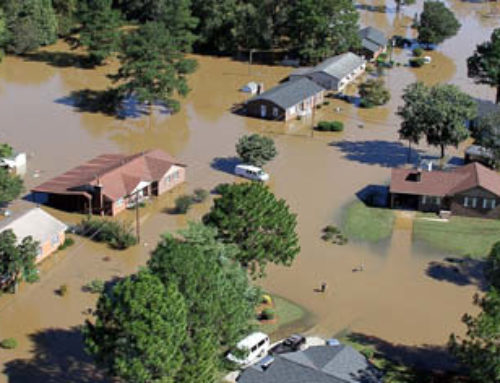 Case Study – Flood Insurance Take Up Rate