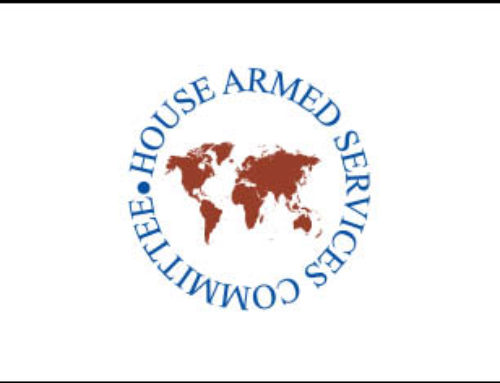 Letter to the Hill Broad Coalition Calls for Open Hearings in House Armed Services Committee