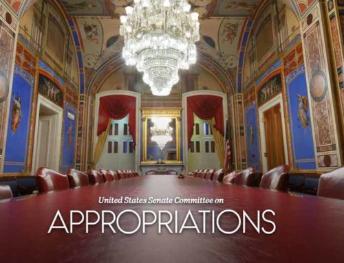 Our TakeSenate Appropriations Committee Advances Interior Spending BillThis morning, the Senate Appropriations Committee passed a bipartisan EPA-Interior Fiscal Year 2019 spending bill for the first time in 9 years