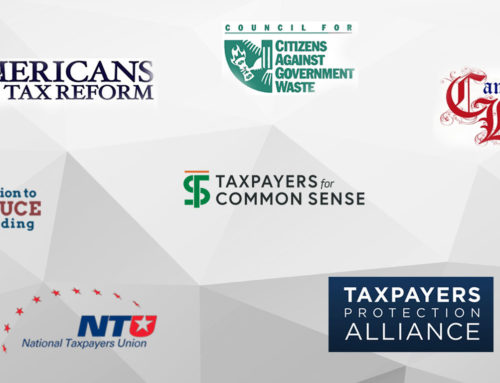 letter to the hill Make In Order The Bipartisan Amendment Cutting Defense WasteTaxpayer groups urge making in order the bipartisan amendment cutting defense waste""