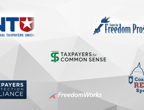 letter to the hill TCS Joins Five Other Taxpayer Groups in Letter on Pentagon Spending BillThe group asks Congress to consider lasting reforms that can save taxpayer dollars and keep America safe.