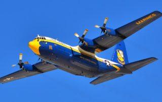 blue angels fat albert aircraft