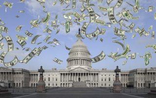 money over capitol