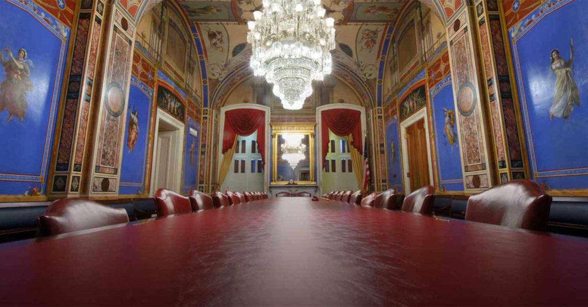 Senate Appropriations Room