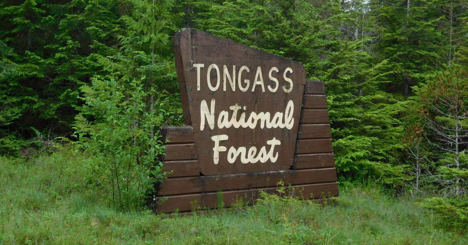 Tongass-Welcome-Sign