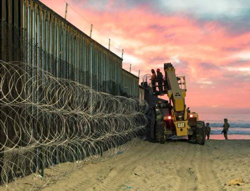 Rolling AnalysisHomeland SecuritySpoiler Alert: There's a $5 billion request for the wall.