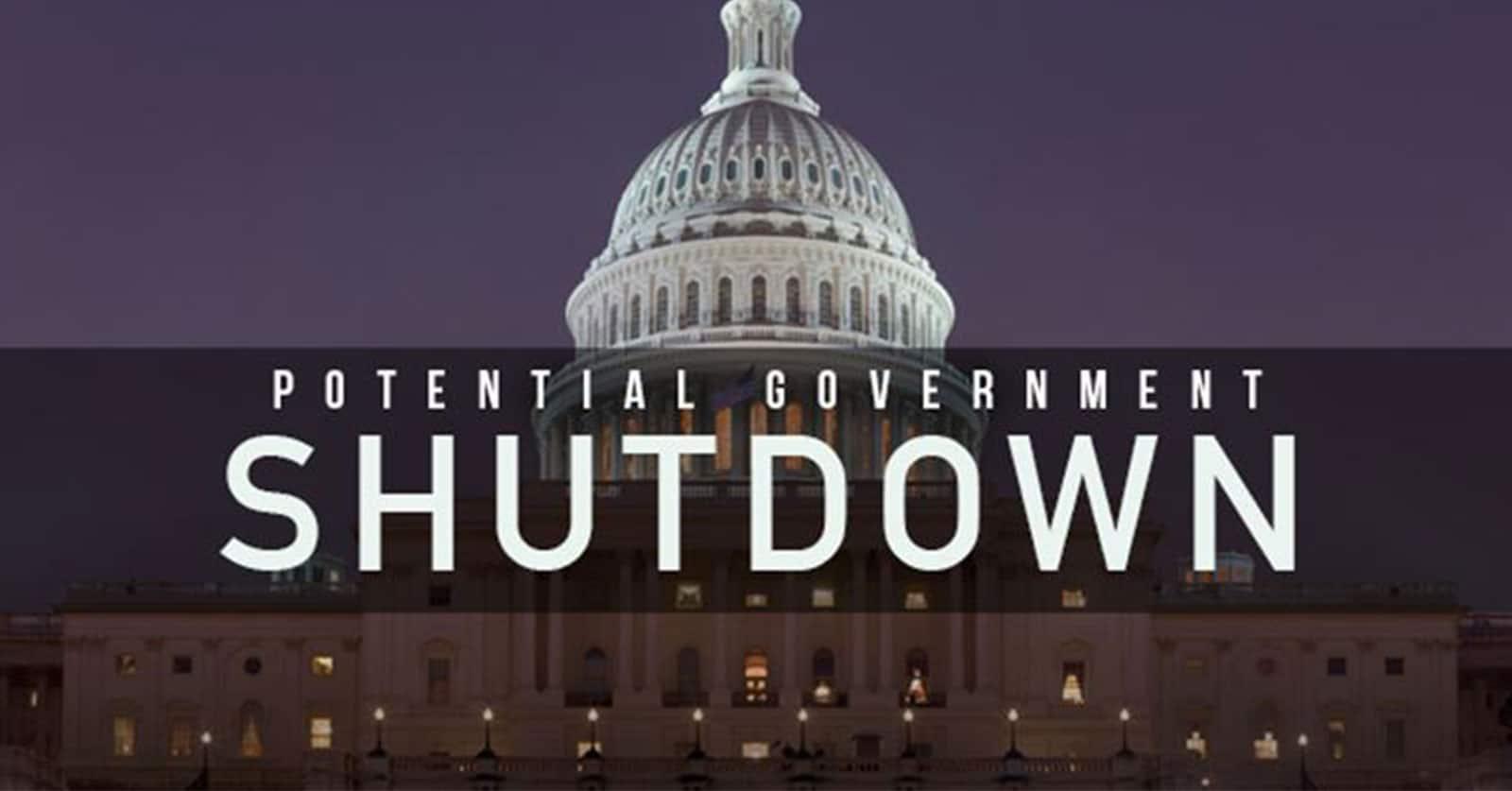 potential gvt shutdown