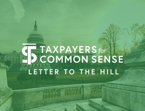 Letter, TransparencyRight-To-Know Act in NDAA
