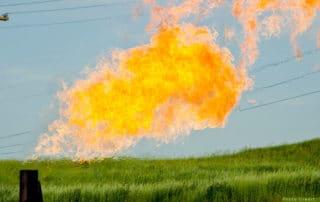 Methane Flare