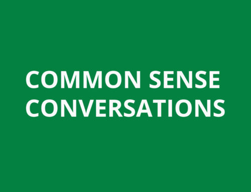 Common Sense ConversationsCommon Sense Conversations – May 2020COVID-19, IGs, Oversight, and more