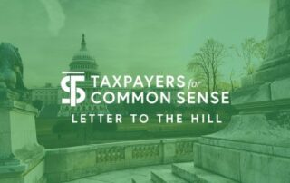 Letters to the Hill with TCS