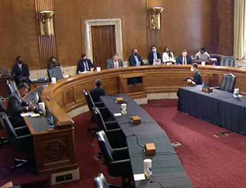 Legislative UpdateSenate Hearing Highlights Need for Federal Oil & Gas Program ReformA breakdown of the committee's discussion of low royalty rates, methane emissions, abandoned wells, tribal consultation, and other program problems.